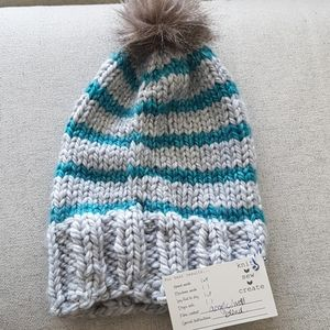 ❄️2 for 15❄️Hand knit touque